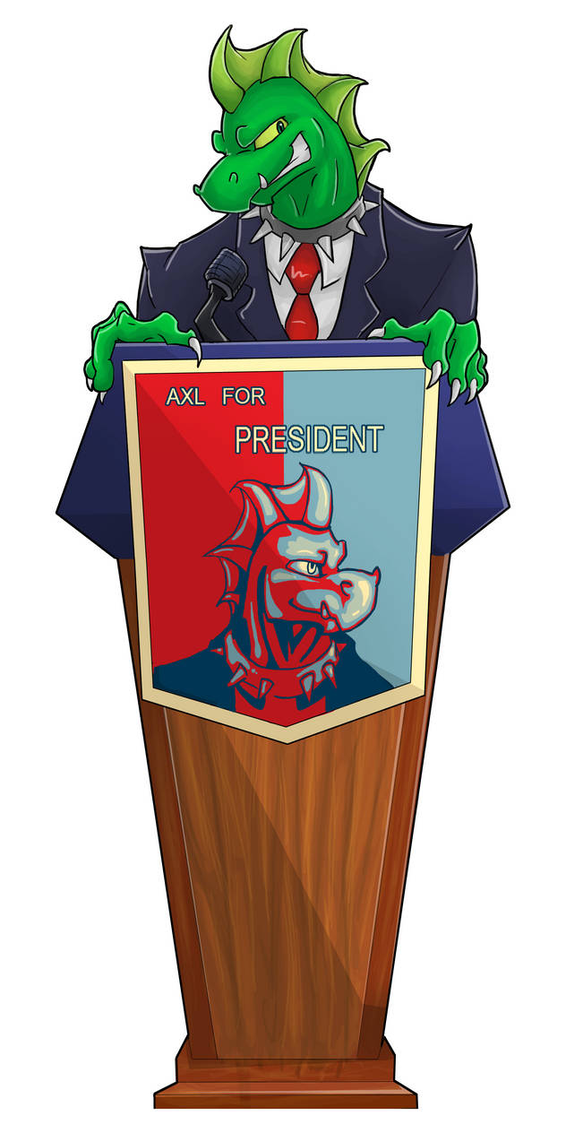 Axl For President! by AxlReigns