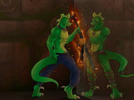 Nightriders The Battle Continues Part 43 by AxlReigns