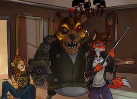 NIghtriders The Kidnappings Part 32 by AxlReigns