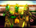 Nightriders Revenge of the Sewer Rats Part 8 by AxlReigns