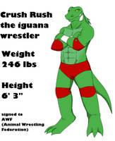 Crush Rush by AxlReigns