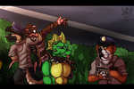 Revenge of the Sewer Rats Part 23 by AxlReigns