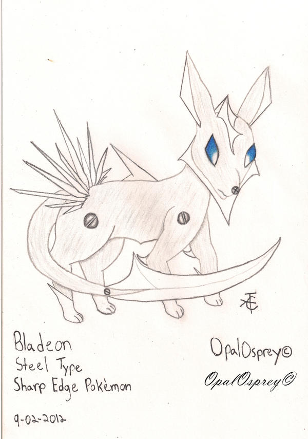 Bladeon by OpalOsprey