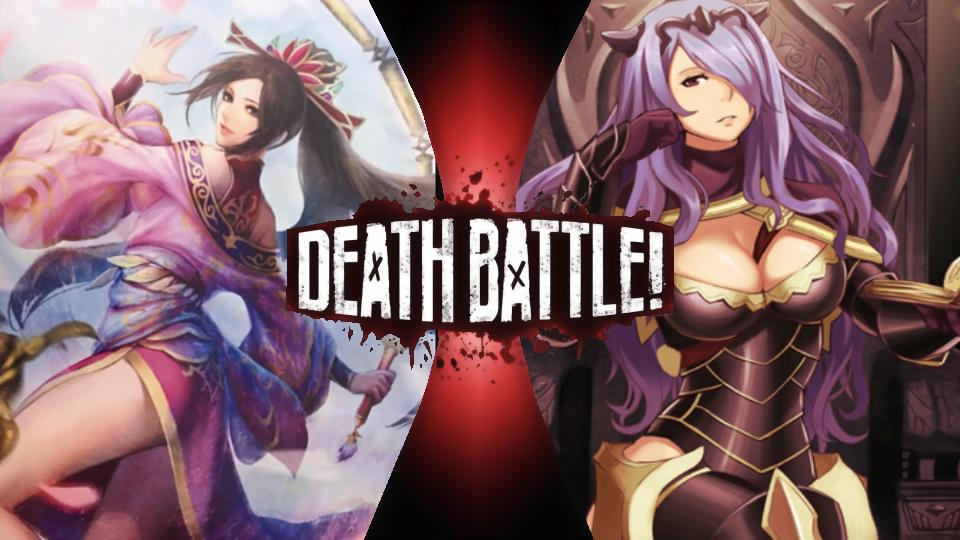 Diaochan vs Camilla by AutobotHoneflash