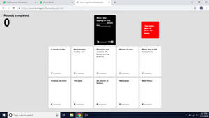 Cards Against Humanity (1)