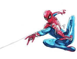 Spiderman by argenis-trejo