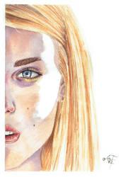 Danielle Sharp by argenis-trejo