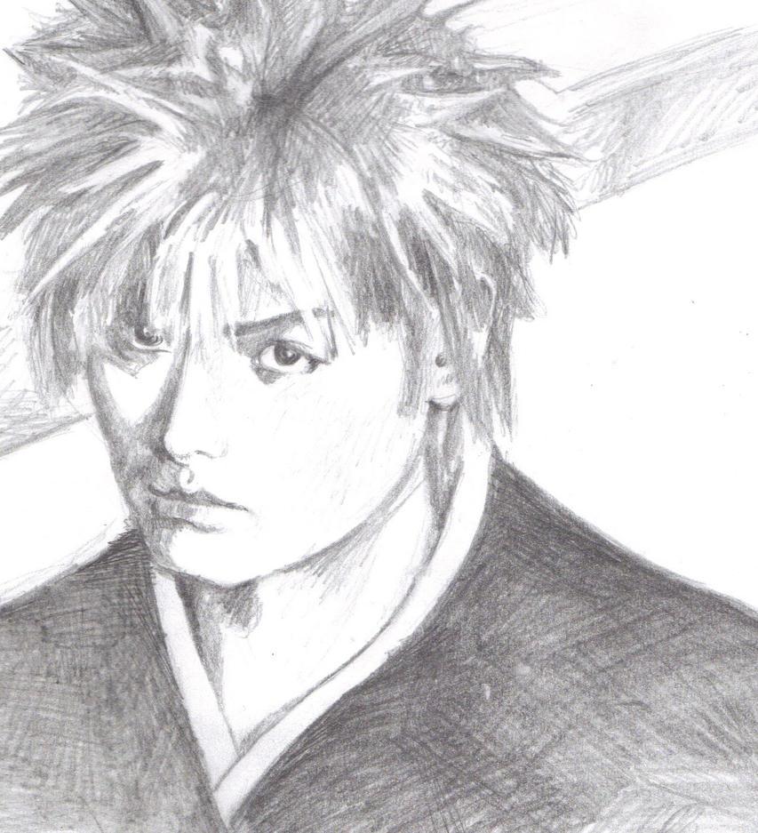 The Substitute, Kurosaki Ichigo by ThePowerofThree95