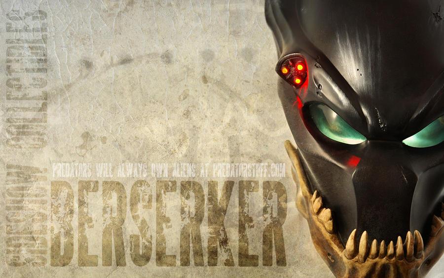 Berserker Predator by fakenrite