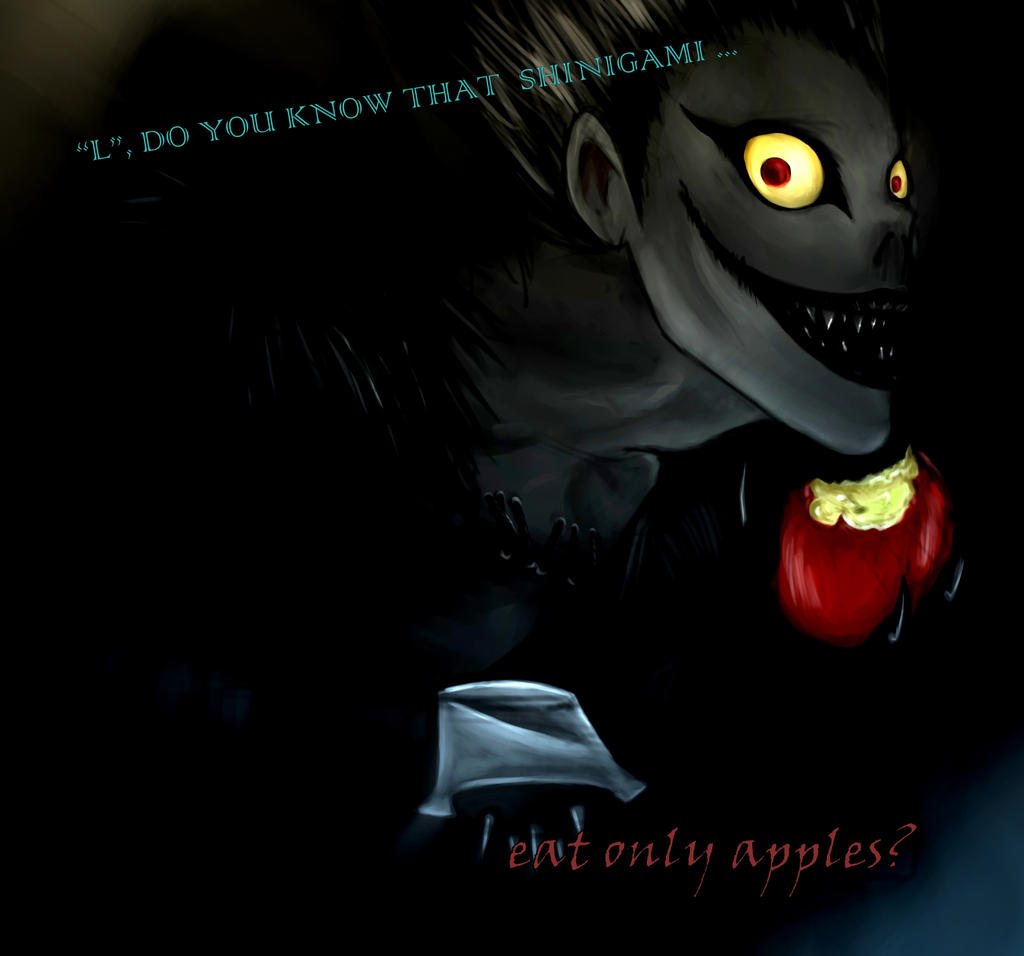 Death Note Ryuk Quotes. QuotesGram