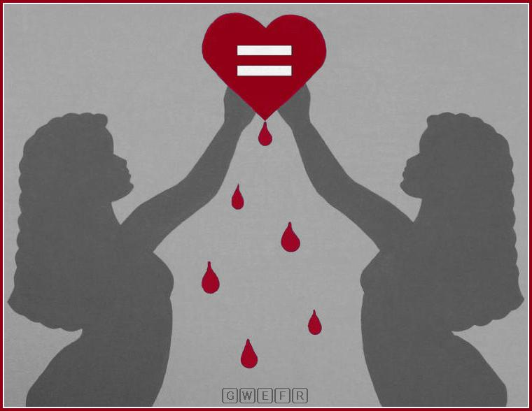 Sisterhood and Equality by Gwefr