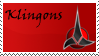 Klingon stamp by Rattler20200