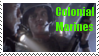 Colonial Marine stamp