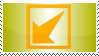 Yellow Comet Stamp by Rattler20200