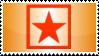 Orange Star Stamp by Rattler20200