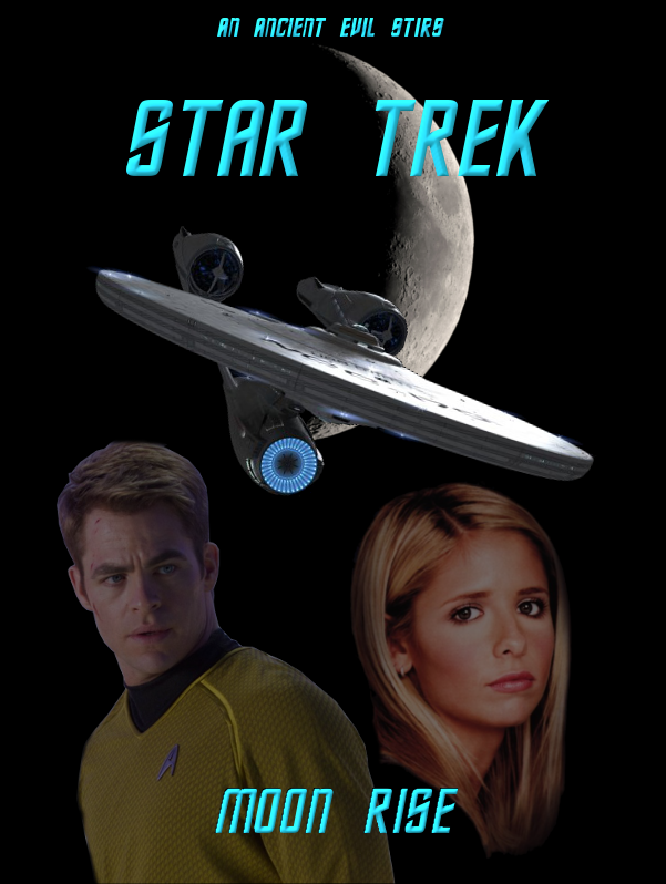 Star Trek Sailor Moon Crossover cover by Rattler20200