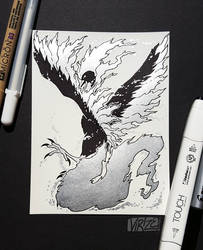 Ardent Legends Series: Moltres by Virize