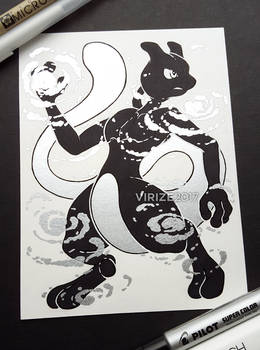 Ardent Legends Series: Mewtwo