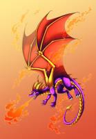 Fierce Flames by Virize