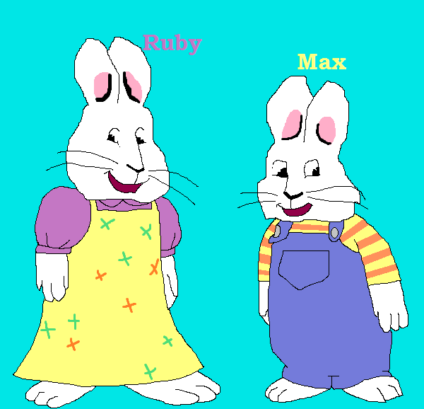 Max And Ruby On Max And Ruby Deviantart