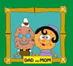 SpongeBob's Dad and Mom (version 2)