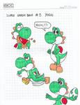 Super Smash Bros #5 Yoshi