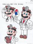 Super Smash Bros #18 Dr. Mario