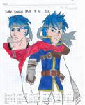 Super Smash Bros #32 Ike