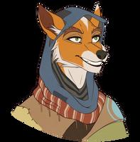 [C] Nomad Fox by cybercortex
