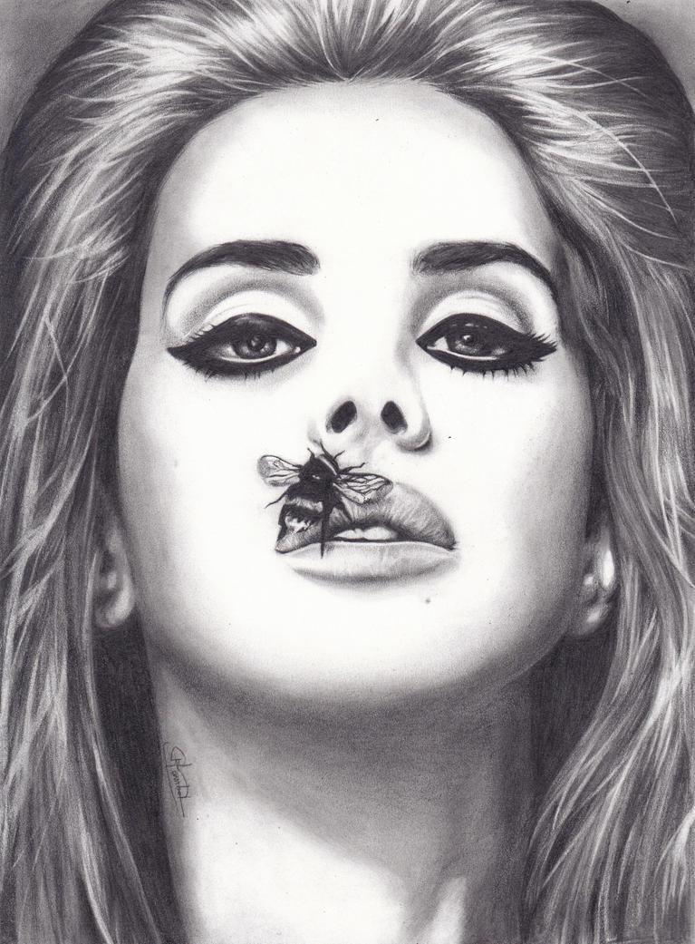 Lana Del Rey by dukeofmercator on DeviantArt