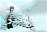 Kas the dragon rider