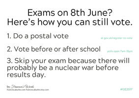 Students' Guide to Voting