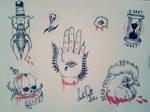 Flash tattoo 2