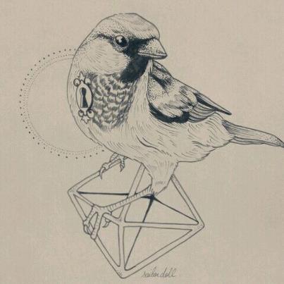 bird by ChimaeraUniverse