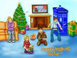 Merry Christmas Doctor