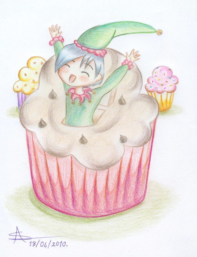 The Maggic Muffin by ShikimaAkemi