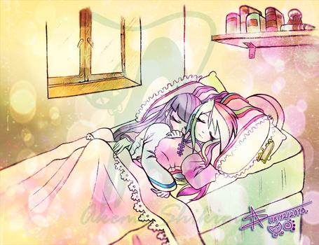 Twidash_Good Night by ShikimaAkemi