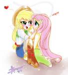 Appleshy_You're cute, sugarcube