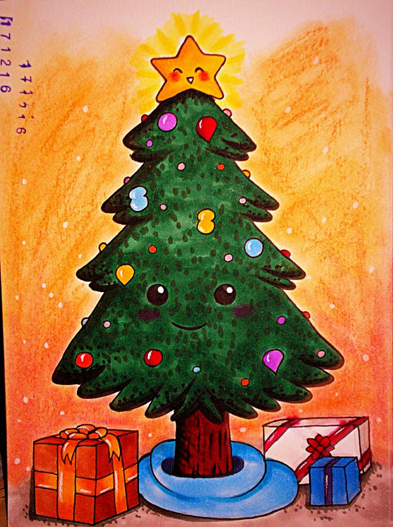 Merry Xmas! 2016 by ShikimaAkemi