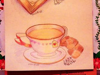 Autumn Sketch 4