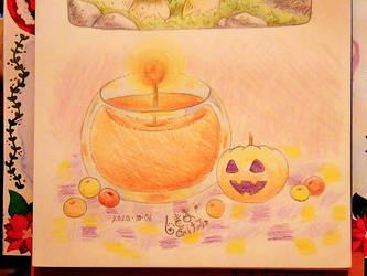 Autumn Sketch 6