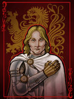 Jamie by gawain7