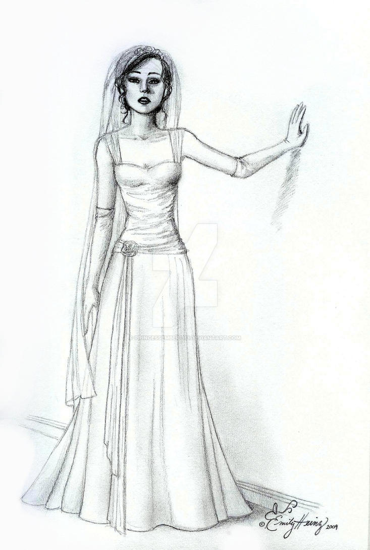 Medieval Bridal Gown Design by PrincessEmber1111 on DeviantArt