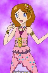 Party Queen Coord - Un regalito para Gini by CureAmy95