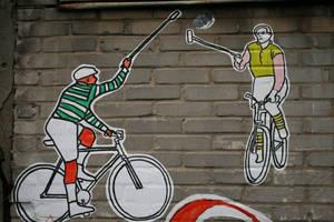 bike polo by senner