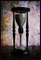 an hourglass by maya78