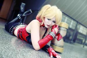 Hello puddin  Harley Quinn cosplay
