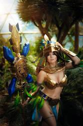 Mia Civilization online cosplay