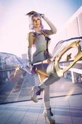 Starguardian Janna Cosplay