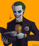 Willem Dafoe as The Joker